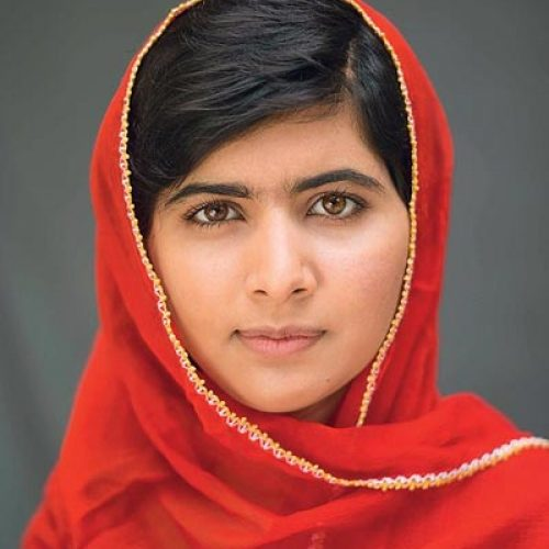Laureate Malala Yousafzai